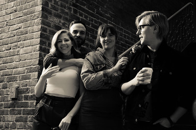 Lake Street Dive at In Your Ear Studio