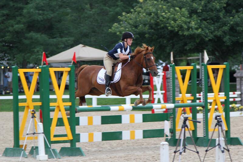 Ingrid D in Horse 1/Large Pony