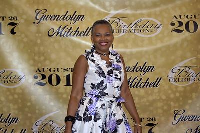 Celebrating Gwen Mitchell
