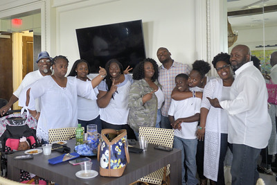 Mother Phillips 85th