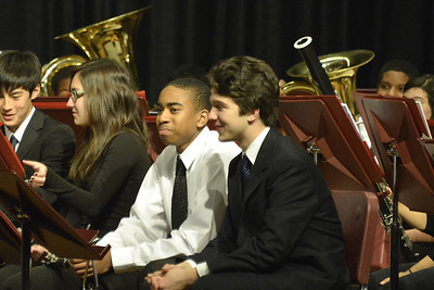 Concert Band At Verona HS 032514
