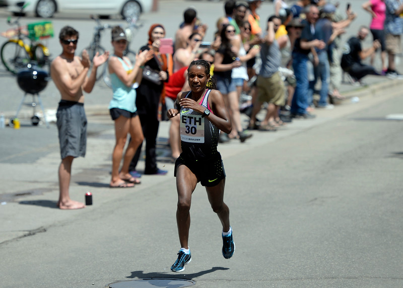 Bolder Boulder International Women