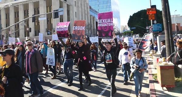 International Women's Day March 2017