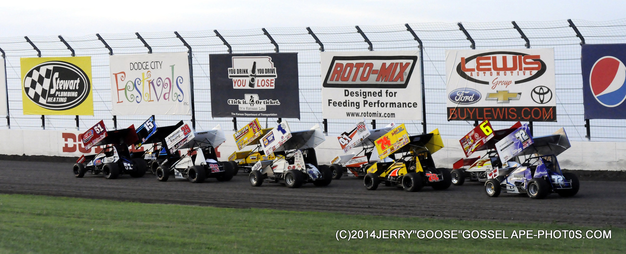 HEAT RACE FRI. DCRP KS.