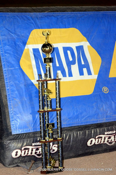 NAPA, WORLD OF OUTLAWS