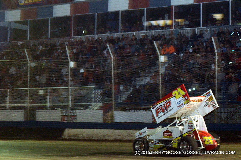 BRIAN BROWN TAKES THE WIN