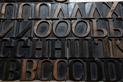 Oldstyle wood types