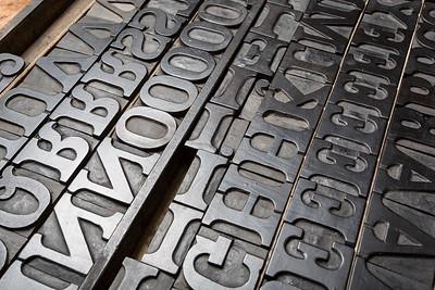 Slab-serif type