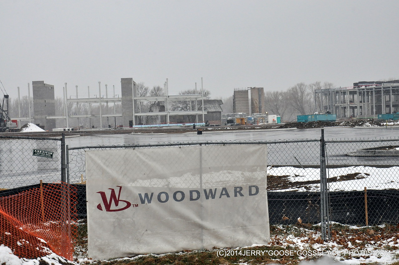 #WOODWARD CONSTRUCTION