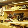 """This is my Miter/RAS table, circa 2004 or so.  Both have been replaced with newer, and somewhat """"better"""" examples, but these worked perfectly for many years."""