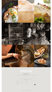 KANAB CREEK BAKERY WEBSITE HOMEPAGE CONTINUED