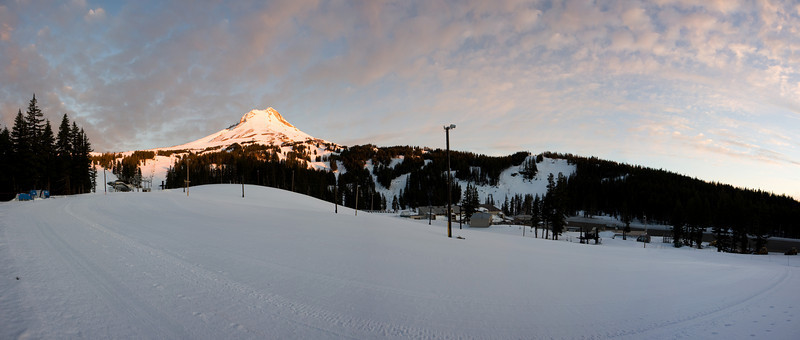 For those not familiar with Meadows, you're only seeing about 2/5ths of the skiable terrain the resort encompasses.<br /> <br /> This is a 9-shot panorama stitched together in Photoshop CS3.<br /> <br /> Lens used: 17-55mm f2.8 IS