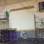 Millineum High School Gym
