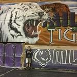 Millineum High School Gym