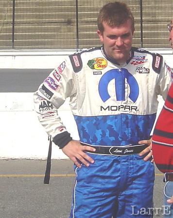 Levi Jones drives the Tony Stewart #21 Sprintcar