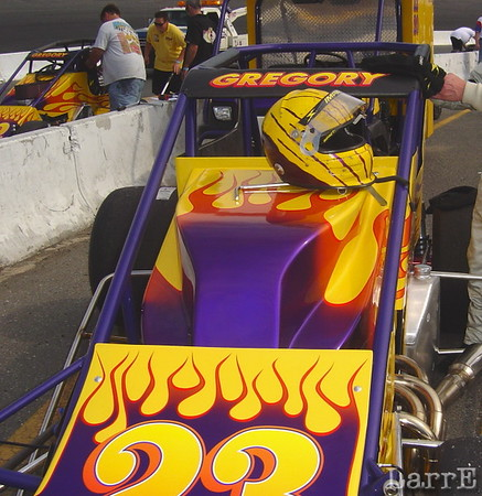 #22 Ron Gregory
