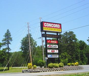 Concord sprint/midget May 2006