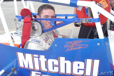 Scott Thoman #88 USAC midget from Indianapolis