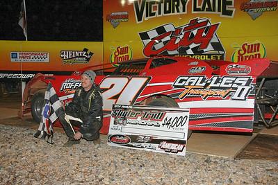Luke Roffers wins the 2012 Skyler Trull Memorial race