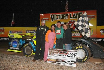 the NDRA crate race winner Jeff Smith