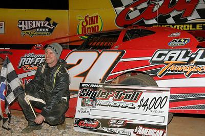 Wisconsin native Luke Roffers wins the Skyler Trull Memorial race