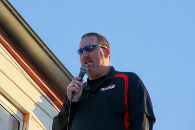 Mark Abernethy, the best announcer Carolina has had in the last three years.