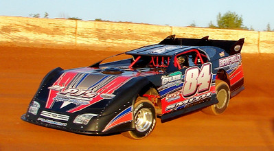late model #84 Randy Smith