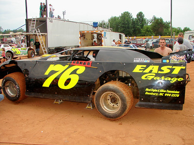 #76 Mickey Flincham
