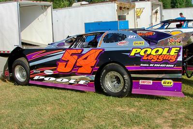 #54 Ronnie Poole