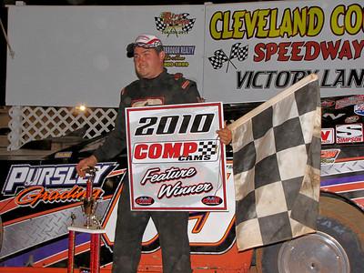 race 4: Johnny Pursley Cleveland County, NC
