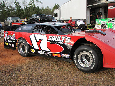 #17 Mike Gault
