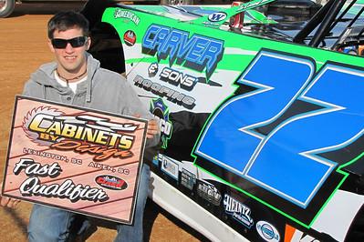 race 1; Chris Ferguson
