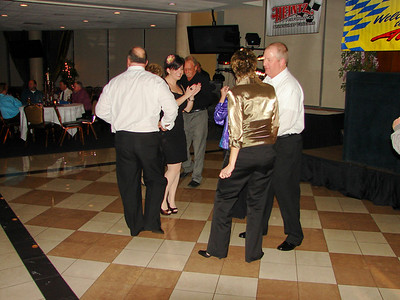 the Ricky Weeks team waits all year for this night of dancing