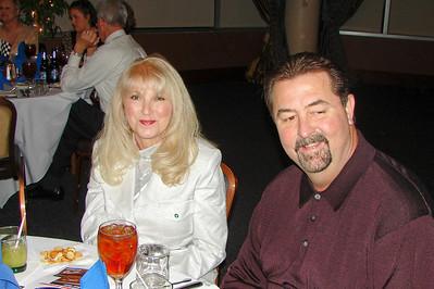 Sharon and Doug McManus run things at Lancaster Speedway