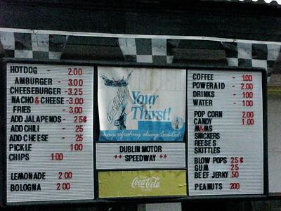 good food, good prices