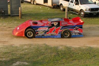#11 Michael Mason  finished 10th