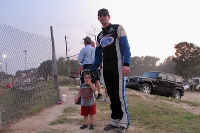 Madden Landers and his daddy..Jarred Landers
