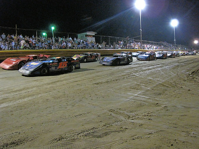 Carolina Clash race line up