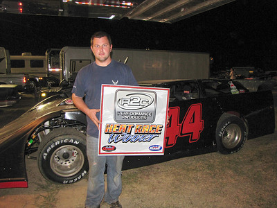 heat winner: Justin Labonte