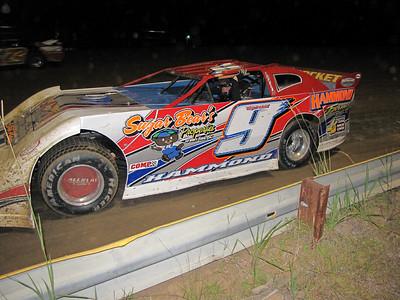 CLASH driver Dale Hammond