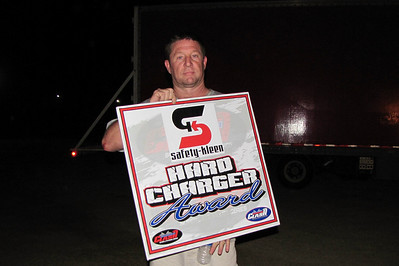 hard charger award; Chuck Smith #1