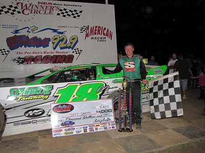 Jeff Smith, Carolina Clash winner
