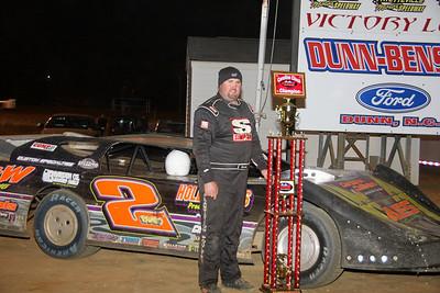 """Dennis """"RAMBO"""" Frankln 2010 Carolina Clash Champion"""