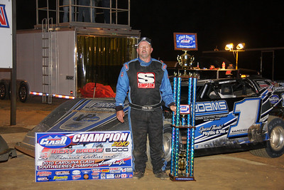RIcky Weeks is the 2010 Clash South Champion