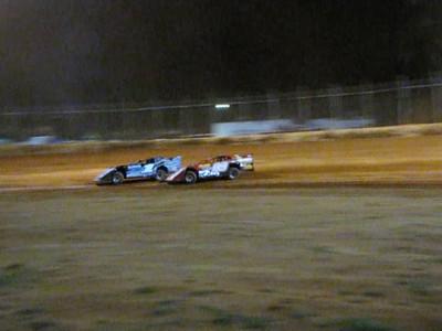 Video---  Weeks and Pursley had a good race