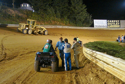 track owner Fred Brown tells Jeff Smith, Dan Breuer and Tim Smith why they are reworking the track