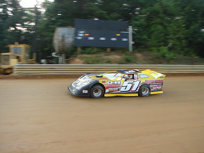 #51 Randy Harmon finished 16th