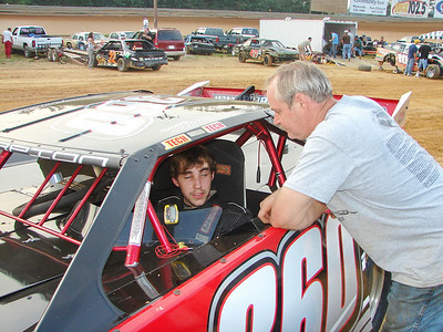 Craig and Schuffield, both race the #360