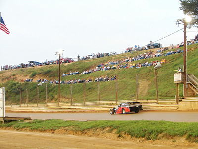 the hillside fans