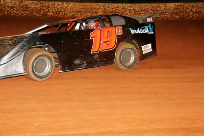 Wesley Cadwallader was 11th in the crate race